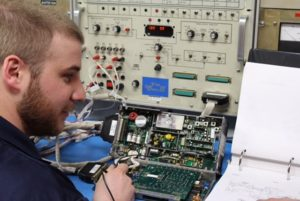 QAI's avionics technicians are factory trained, certified, licensed and experienced
