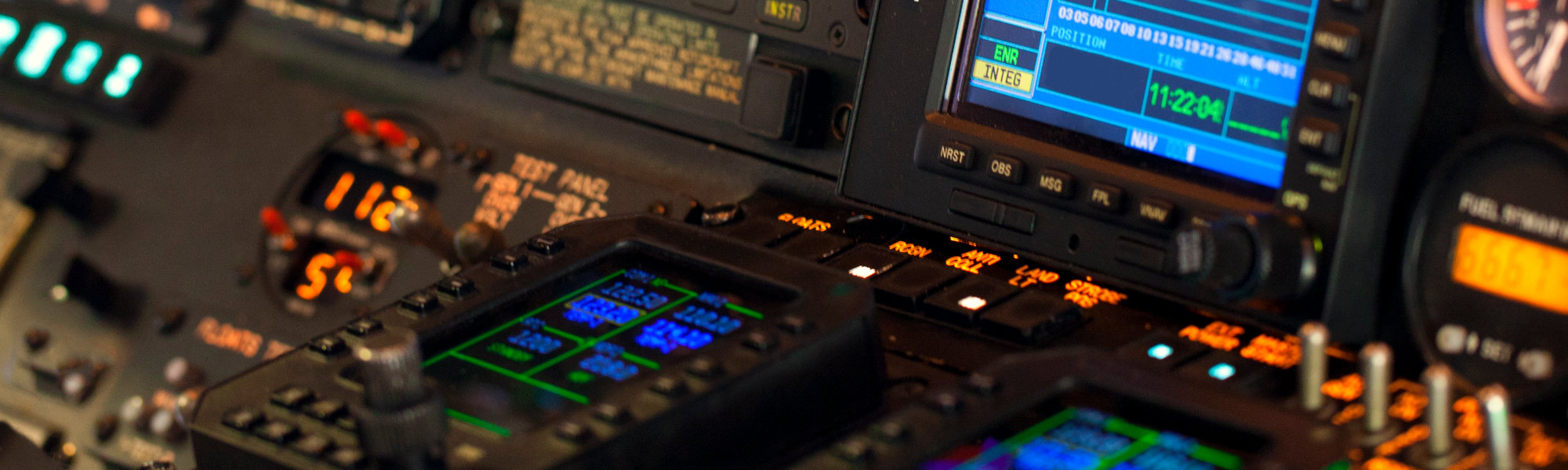 Instrument repairs, avionics and accessories available from QAI Aerospace